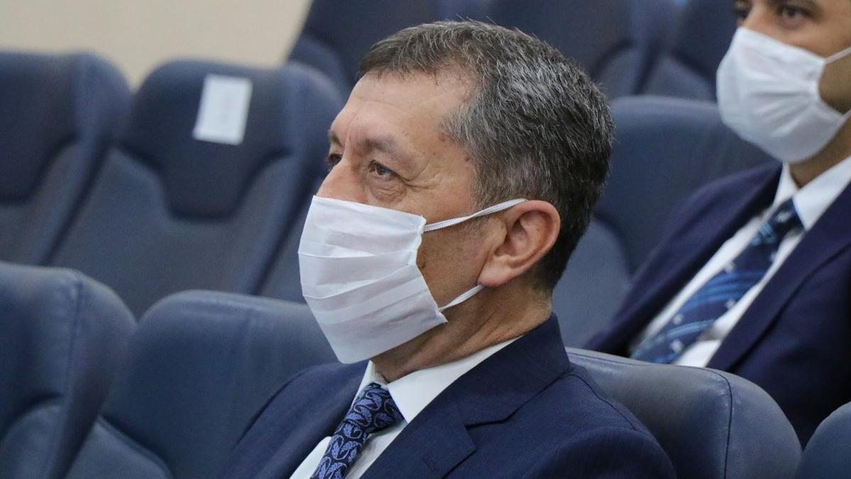 Bakan Selçuk'tan öğrenciler için 'maske' açıklaması