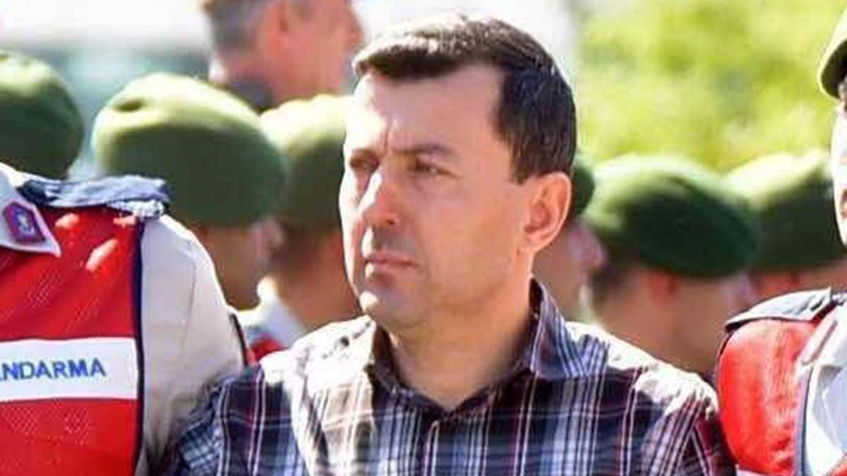 Erdoğan'ın FETÖ'cü eski yaverinin 18 yıllık cezası müebbete çevrildi