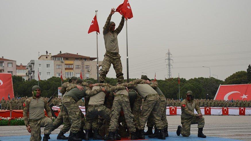 Kasım celbi amaciyla askerlik yerleri açıklandı