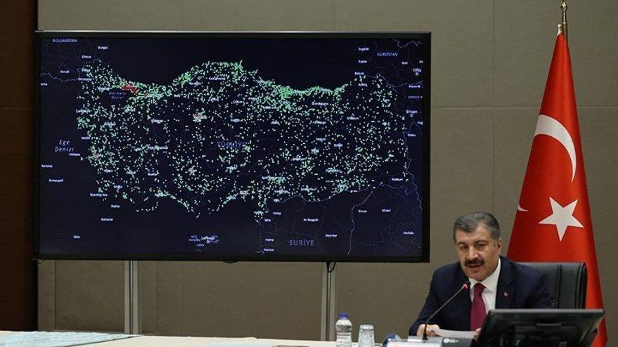 Son dakika… Sağlık Bakanlığı corona verilerini açıkladı! İşte 23 Ekim tablosu