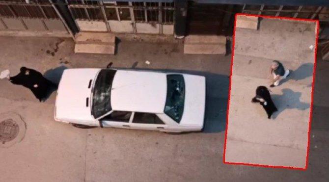 Bursa'da aldatılan kadın çılgına döndü