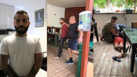 Rus mal sahibi 15 kişiyle baskın yaptı, kiracısını dövdü