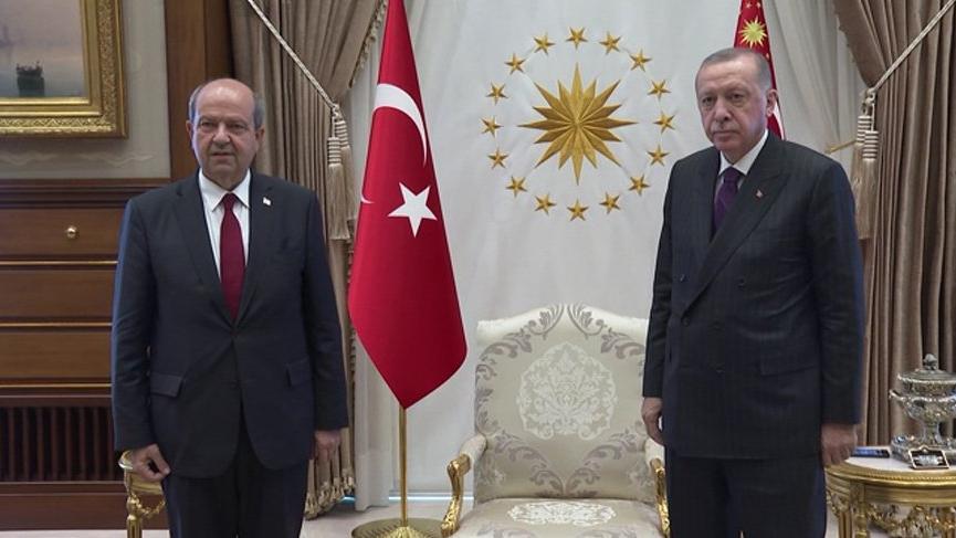 KKTC Cumhurbaşkanı Ersin Tatar ilk yurt dışı ziyaretini Türkiye'ye yapacak