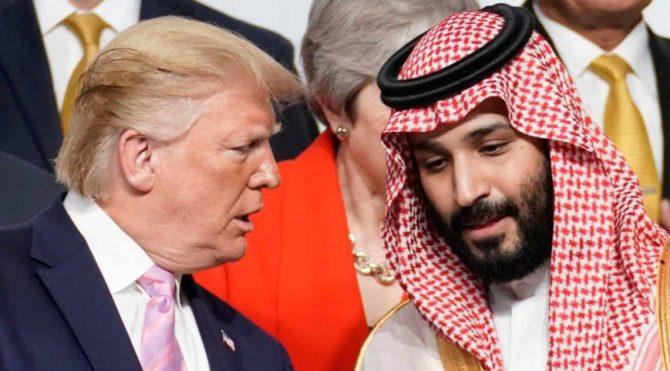 Suudilerden Trump'ı kızdıracak Huawei anlaşması