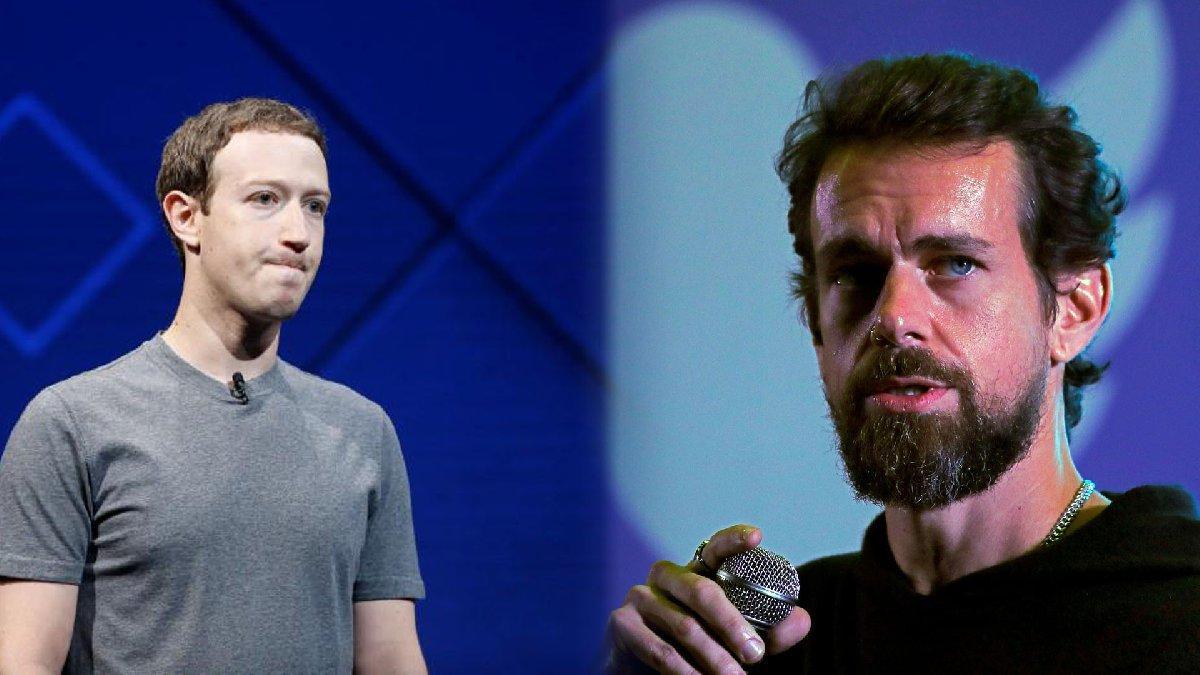 Biden'ın oğlu Facebook ve Twitter'ı yaktı! Zuckerberg ve Dorsey ifadeye çağrıldı