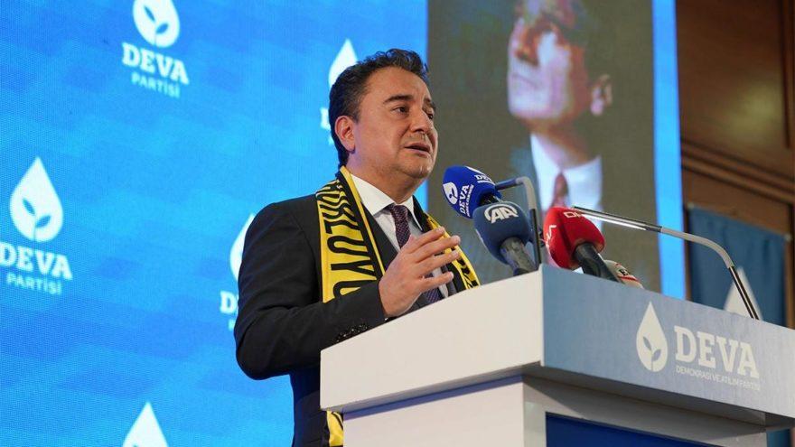 Babacan, Erdoğan'a ettiği yemini hatırlatıp sert eleştiride bulundu