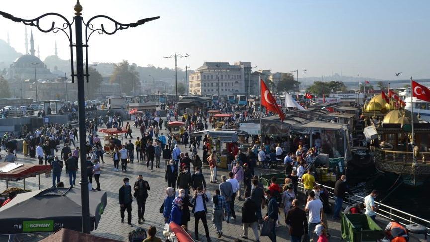 Sağlık Bakanlığı haftalık corona tablosunu açıkladı! İstanbul'daki artış dikkat çekti
