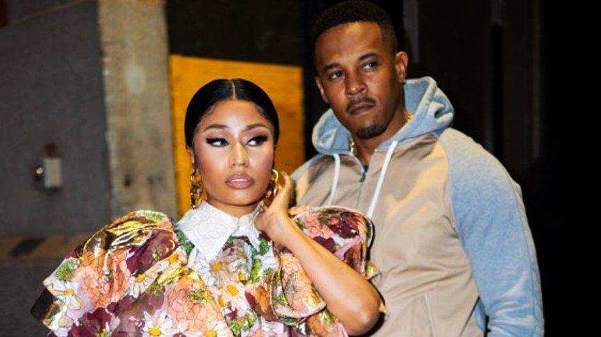 Nicki Minaj bebeğini ilk kez paylaştı