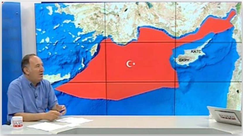 Mavi Vatan'ın fikir babası Gürdeniz Türkiye'yi uyardı: İkinci Sevr belası milli birlikle defedilir