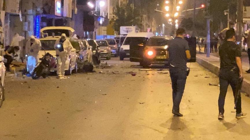 Son dakika... Hatay İskenderun'da patlama! Vali: Teröristler paramotor ile Münbiç'ten sızdı