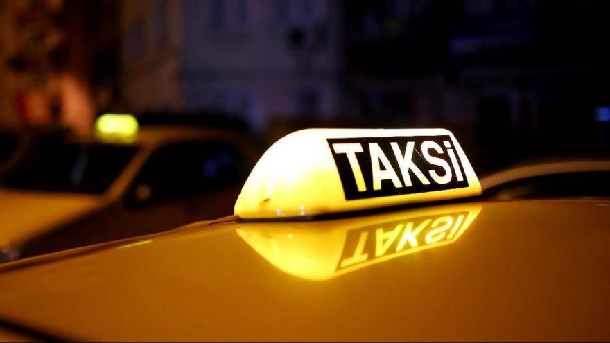 İstanbul'da 22 taksi trafikten men edildi