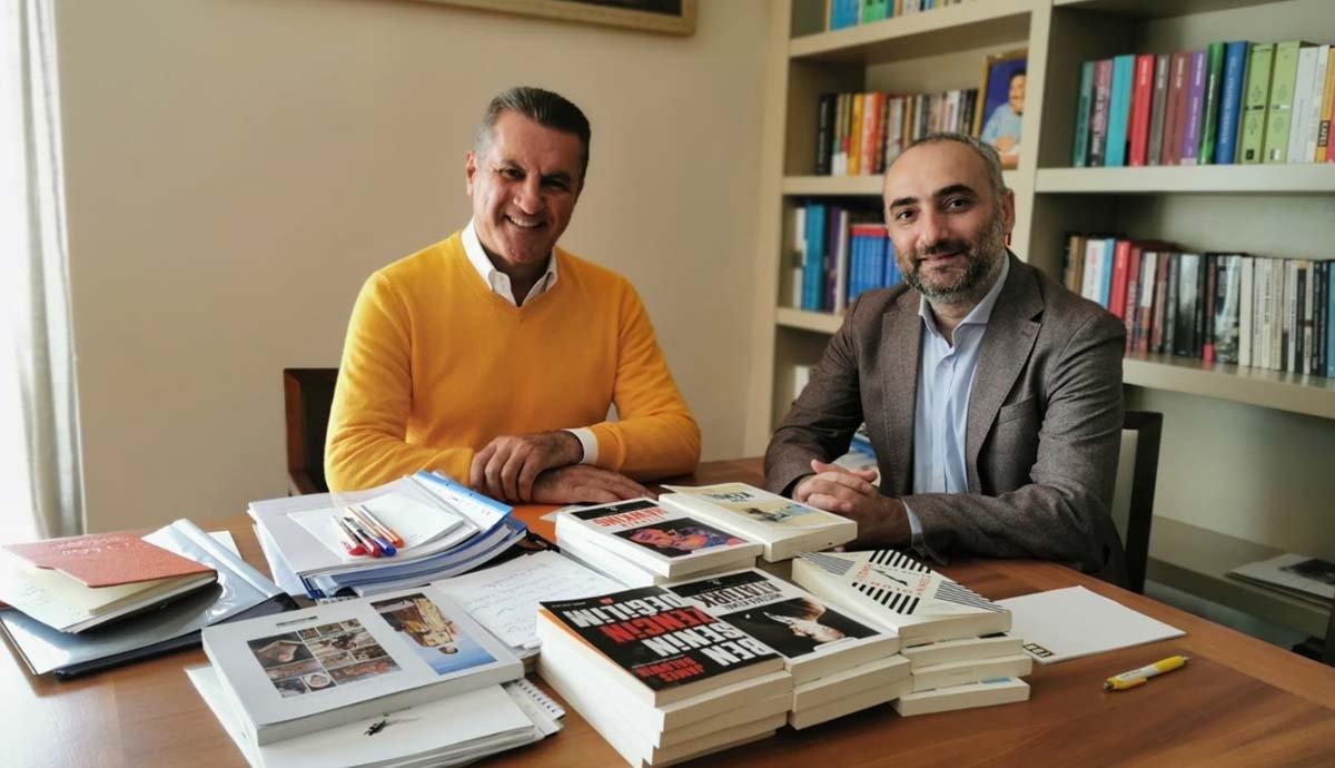 Mustafa Sarıgül, yeni parti kurma çalışmalarını ve hedeflerini İsmail Saymaz'a anlattı.