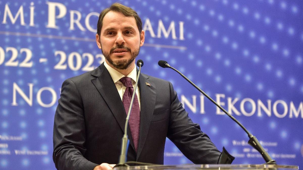 Berat Albayrak: Türkiye ekonomisi dönüm noktasında