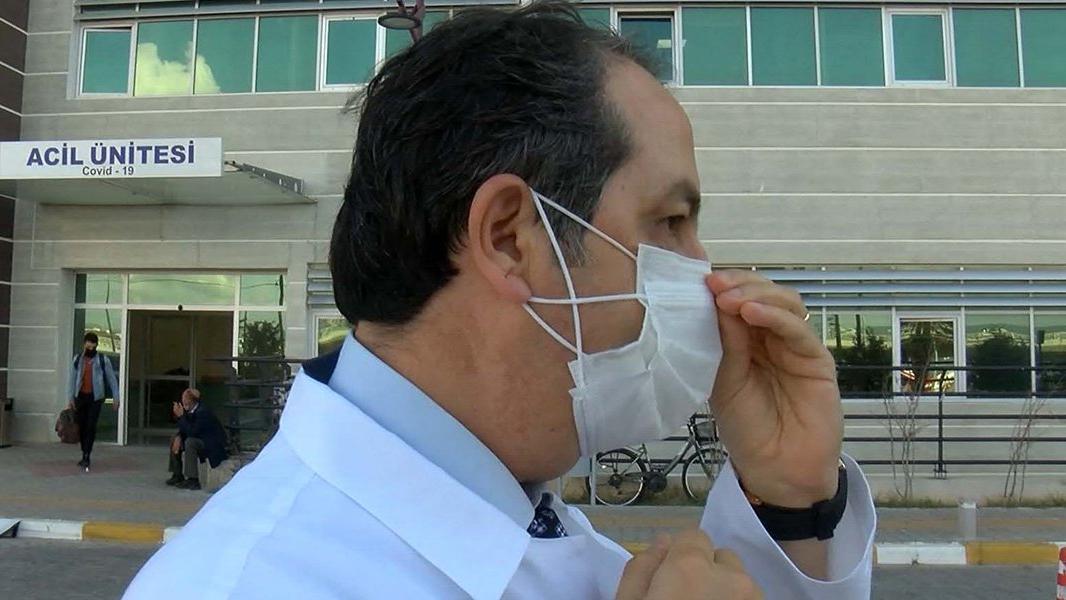 Vakalar artıyor… Uzmanlardan çift kat maske önerisi - Sağlık son dakika  haberler