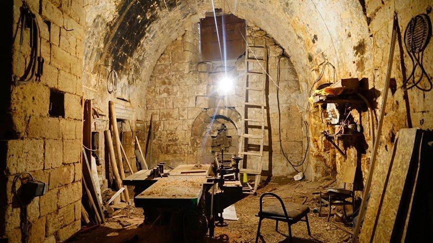 Mardin'de tarihi kilise internet üzerinden satışa çıkarıldı