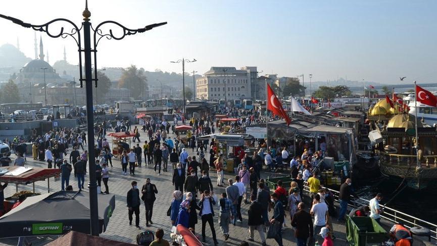 İstanbul Tabip Odası: Artış durdurulamazsa İstanbul'u felaket bekliyor