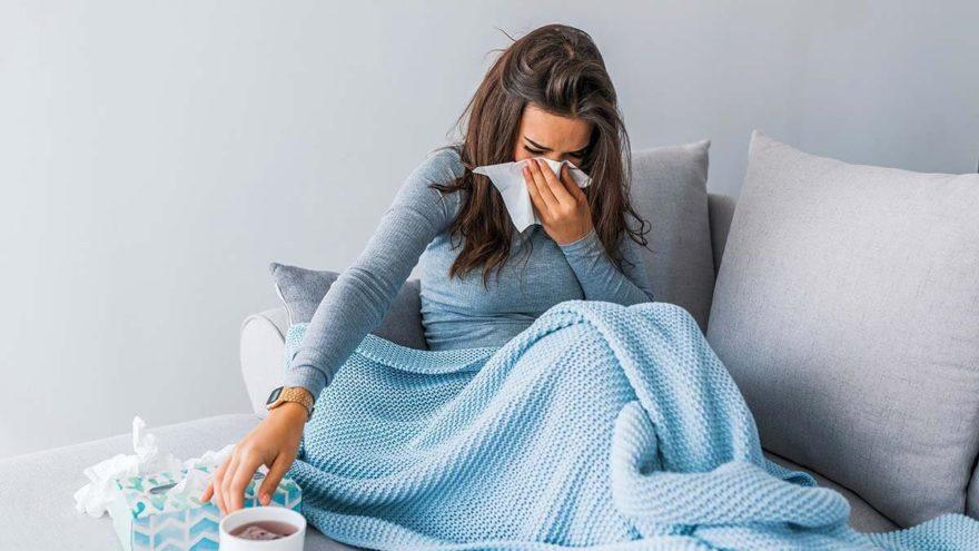 Pandemide gribe karşı önlem alın