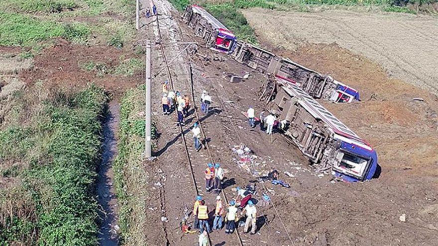Çorlu tren faciasında yeni rapor: TCDD kusurludur