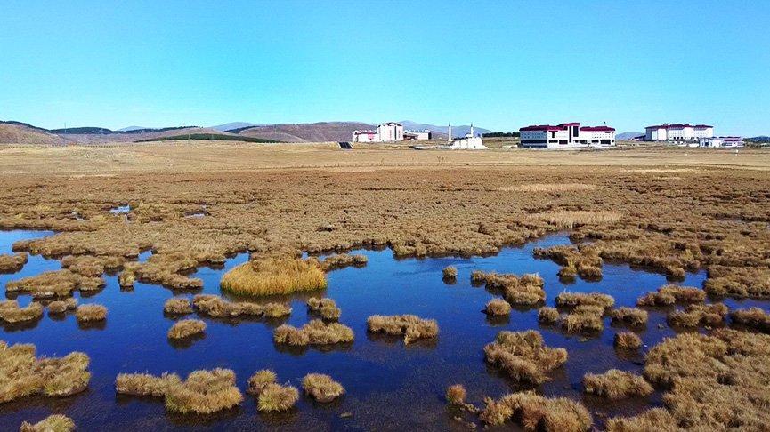 Putka Gölü, doğal koruma alanı oldu
