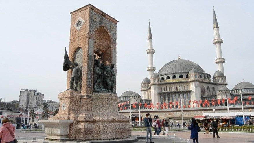 STK'lar'dan 'Taksim Meydanı' açıklaması: Birlikte ele almaya ve tartışmaya davet ediyoruz