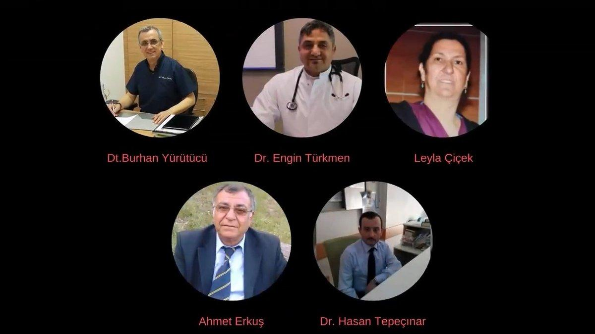 Son 24 saatte 5 sağlık çalışanı coronadan yaşamını yitirdi