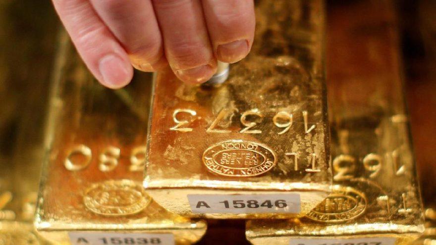 Merkez Bankası'ndan eylülde 45,5 tonluk sürpriz altın satışı
