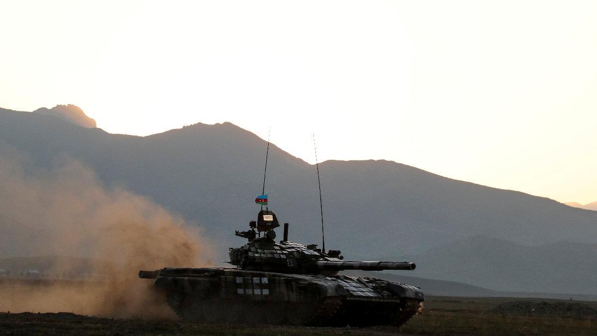 Azerbaycan iki Su-25'i daha imha etti