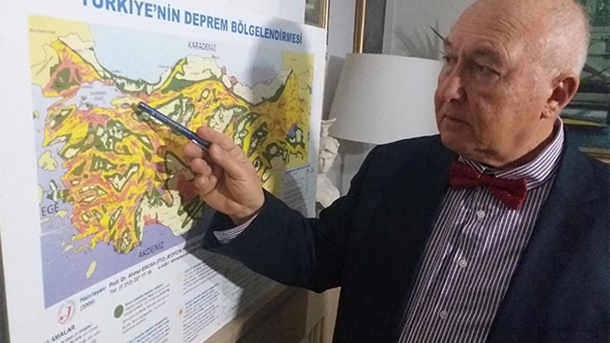 Deprem Bilimci Prof. Ercan, tam 12 gün önce SÖZCÜ'ye büyük deprem uyarısı yapmıştı