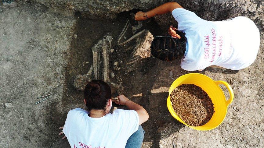 Batı Anadolu'nun en eski insanı Bilecik'te yaşamış