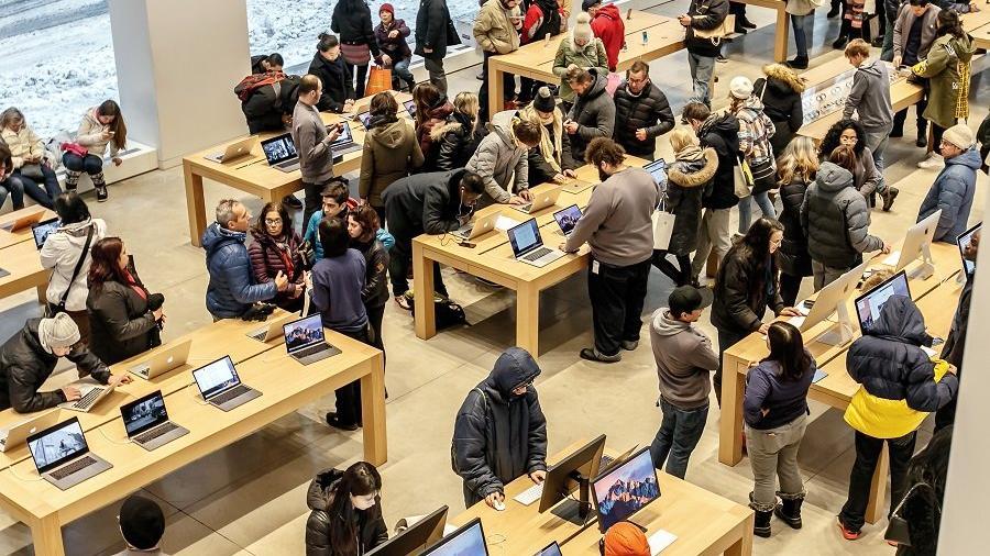 Apple cihaz satışında pandemi etkisi