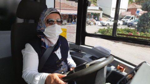 Hayatı film gibi... O Kırşehir'in Şoför Nebahati