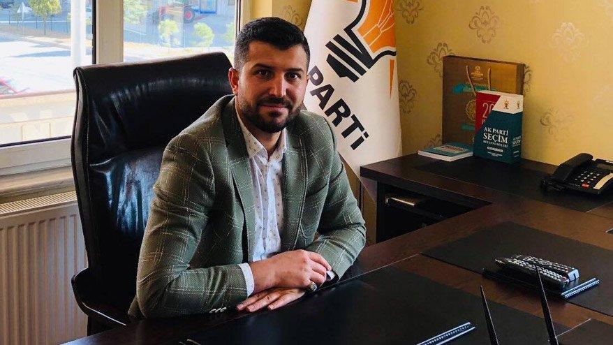 AKP'li başkan görevinden istifa ettiğini duyurdu