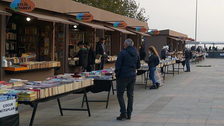 İstanbul'da semt semt kitap günleri