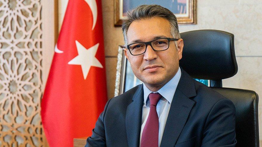 Konya Selçuk Üniversitesi Rektörü Aksoy coronaya yakalandı