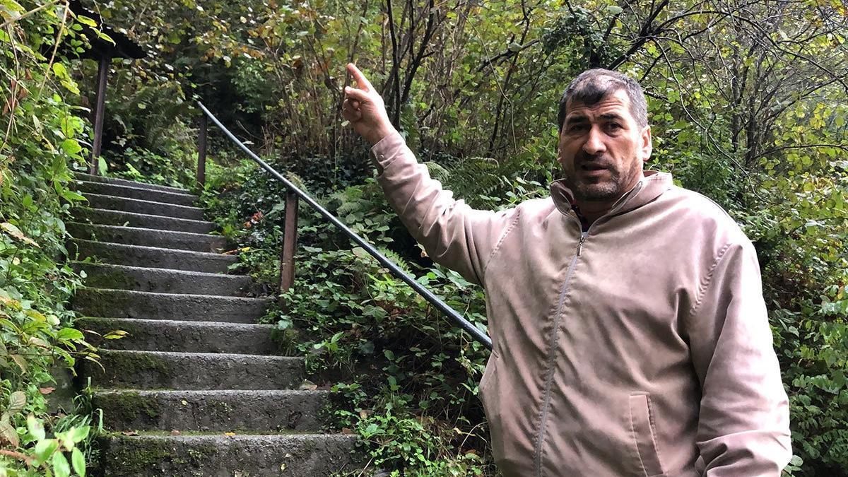 Kaçak ocakta yaralanan madenciyi evine götürüp üzerini temizleyerek 'ağaçtan düştü' dediler