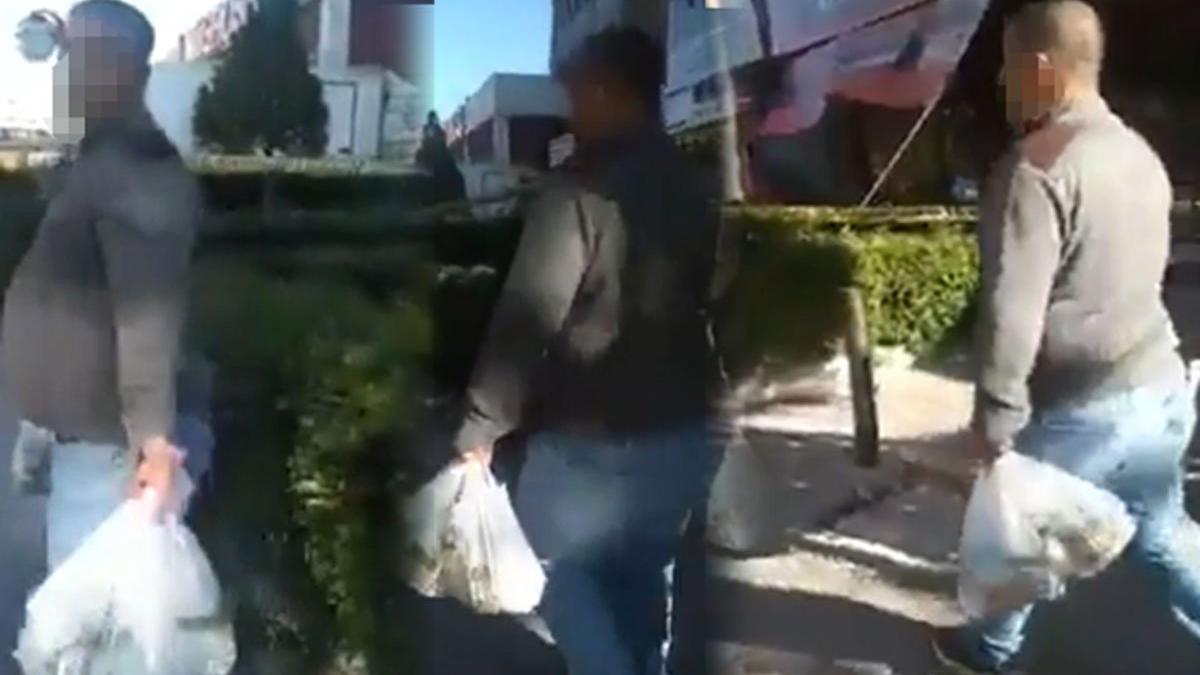 Depremzede erzaklarını sattığı iddia edilen kişiler yakalandı