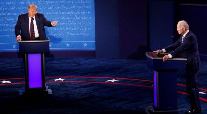 ABD'de son seçim anketi: Trump mı yoksa Biden mı?