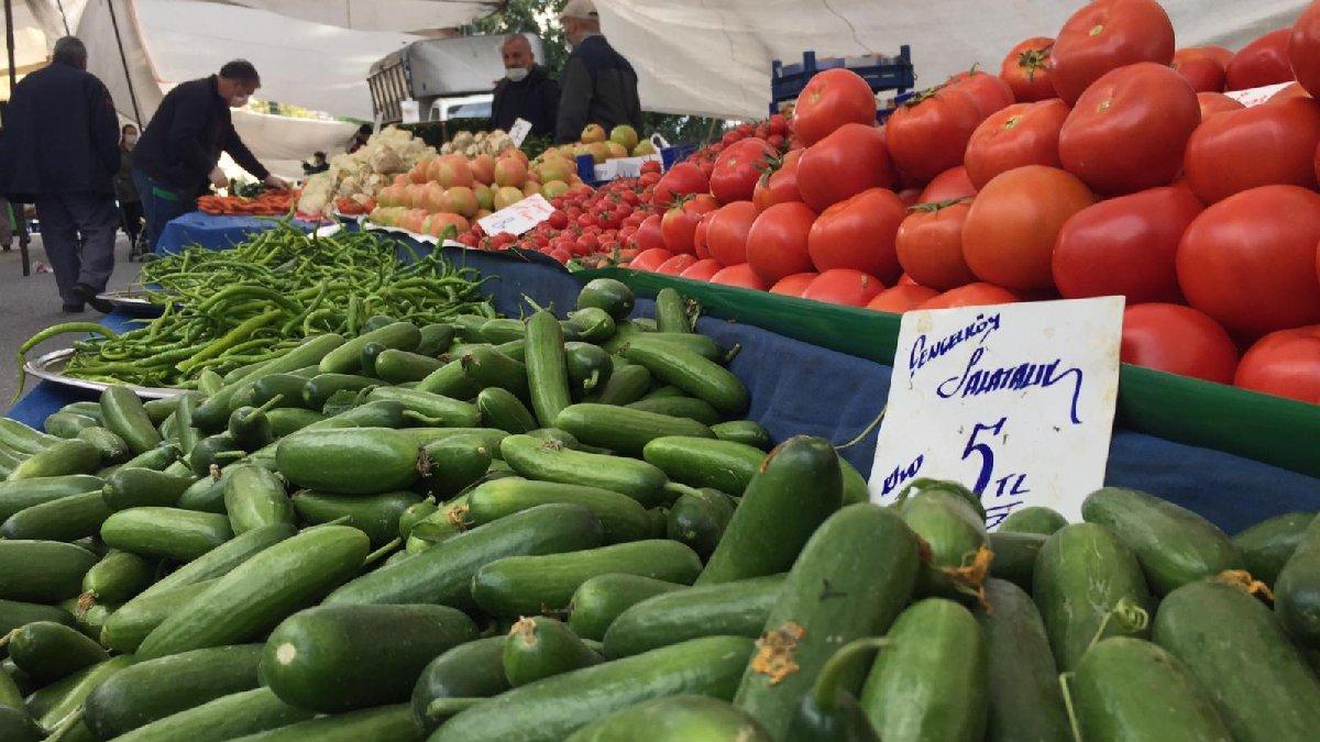 Pazarda sebze meyve fiyatları ne kadar?