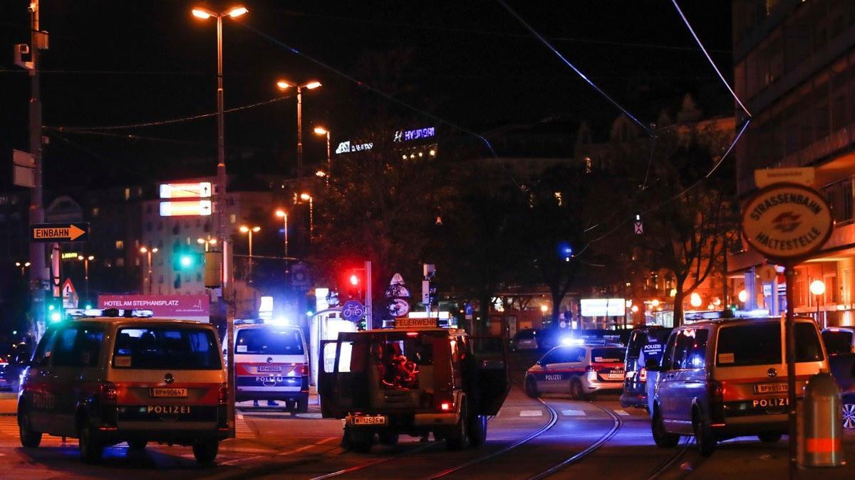 Avusturya'da silahlı saldırı: 7 ölü! Güvenlik üst seviyeye çıkarıldı