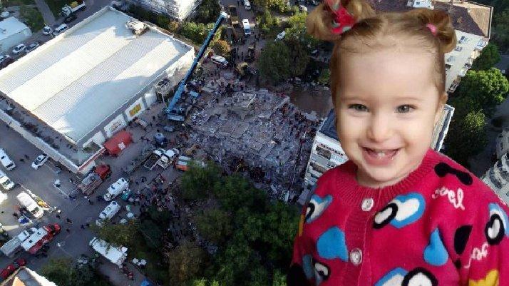 İzmir'de 65 saat sonra gelen mucize: Elif bebek sağ çıktı...