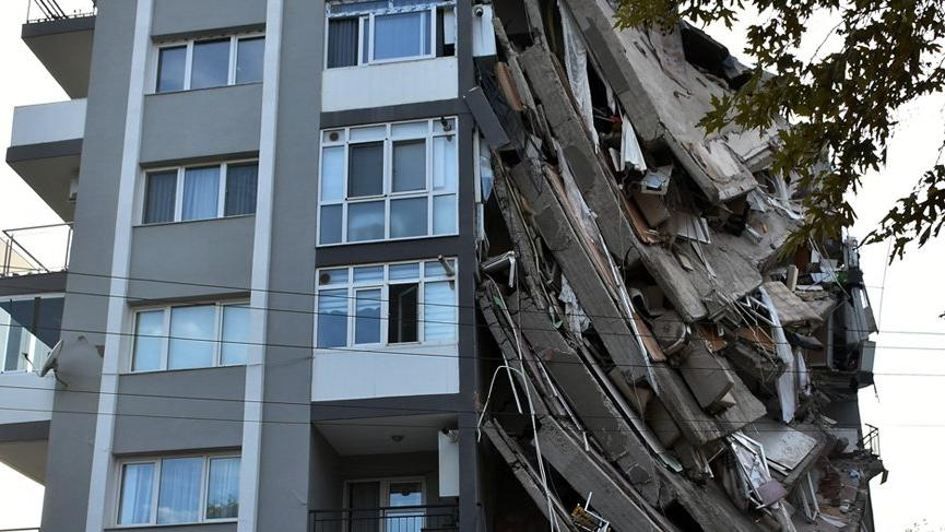 Acil yıkılacak 124 bina ve 2 bin 698 bağımsız bölüm tespit edildi