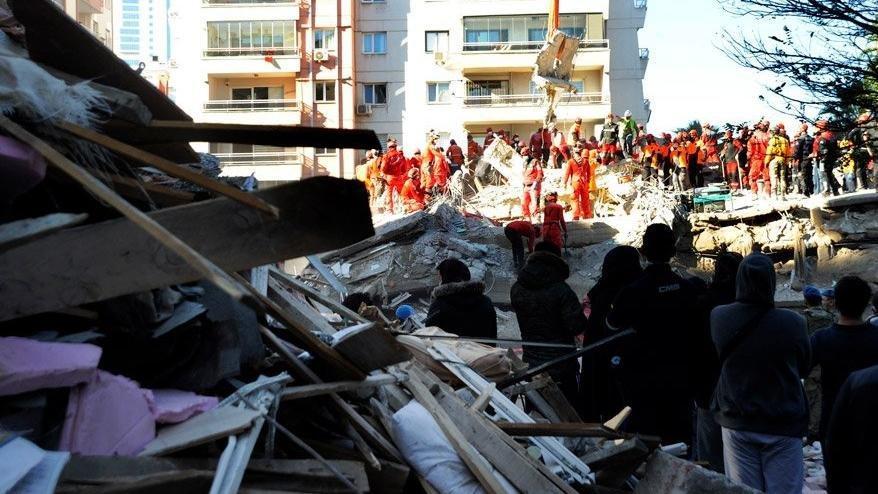 İzmir'deki dayanışma uzun yıllar unutulmayacak