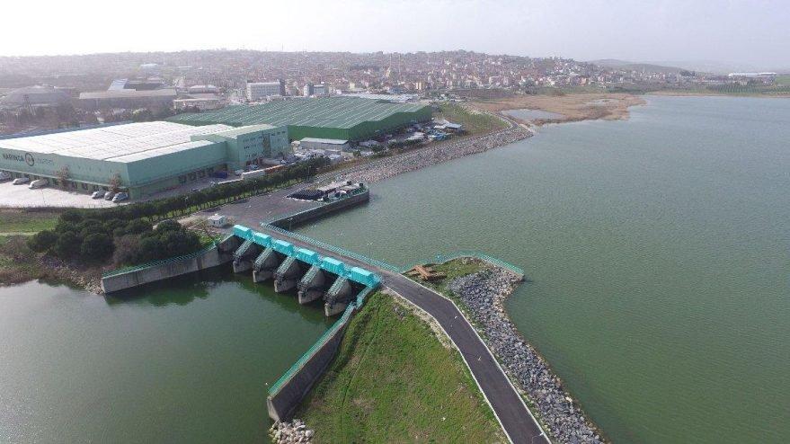 İstanbul'daki baraj doluluk oranları azalıyor