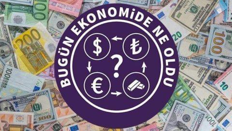 Bugün ekonomide ne oldu? (03.11.2020)