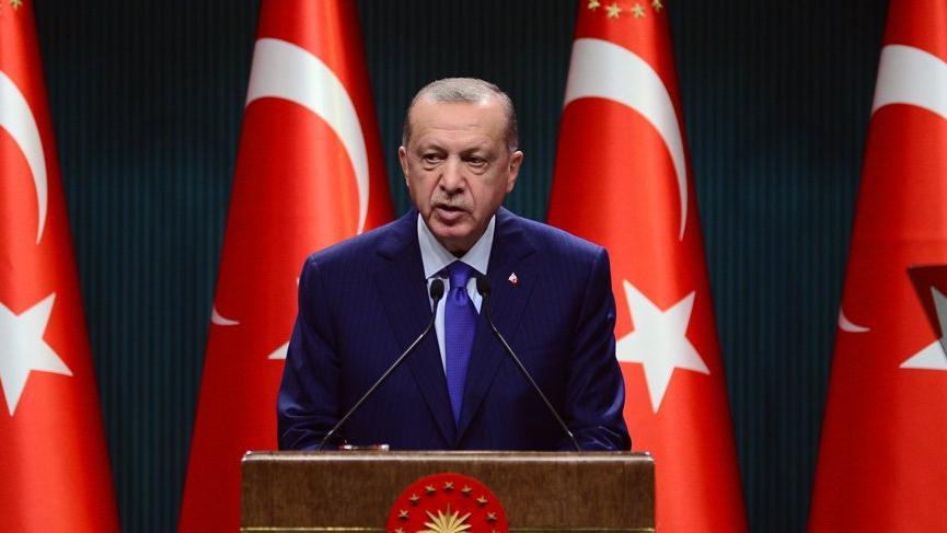 Son dakika... Erdoğan yeni corona virüsü tedbirlerini açıkladı
