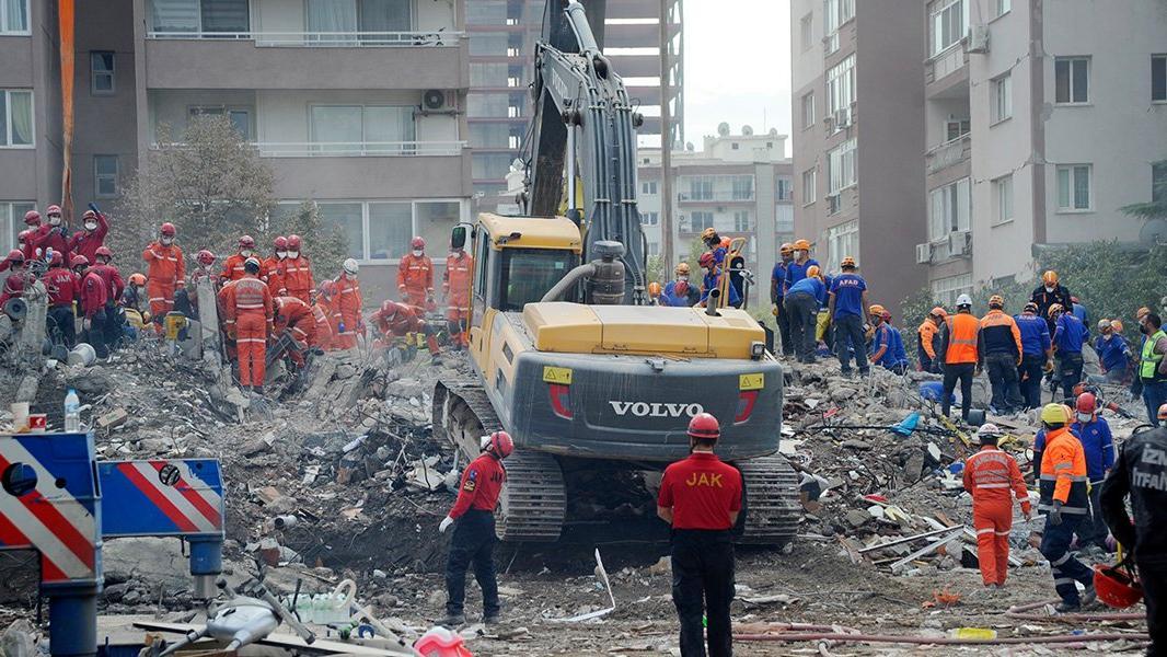 İzmir Tabip Odası: Barınma alanlarında Covid-19 artışı yaşanabilir