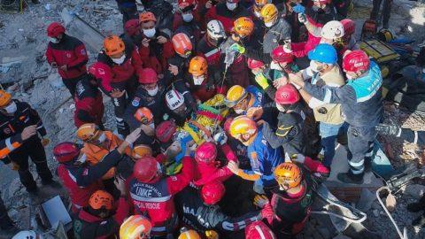'Deprem travmasını en çok kurtarma ekipleri yaşıyor'