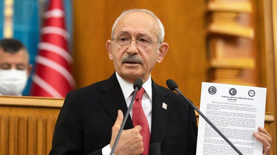 Kılıçdaroğlu: Her depremden sonra bir yasa çıkıyor ama...
