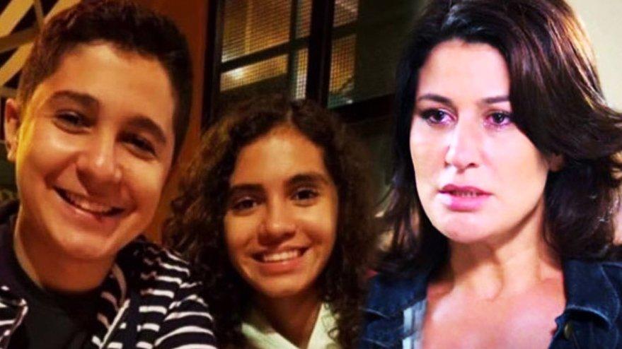 Depremde hayatını kaybeden ikizler, İclal Aydın'ın kuzeninin çocukları çıktı