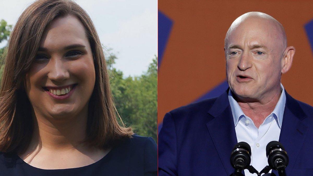 ABD'de Senato için yarış başa baş gidiyor! Eski astronot ve ilk trans birey seçildi